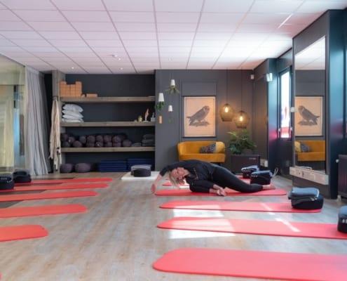 Yin Yoga lessen door Harmet van der Meer