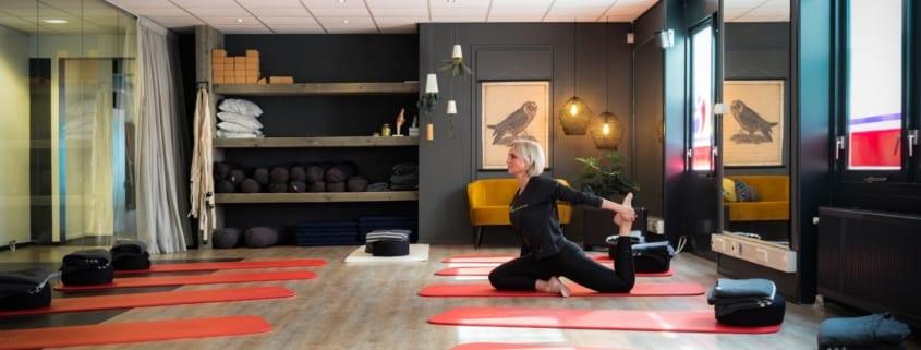 Yin Yoga lessen in Franeker door Harmet en Fred