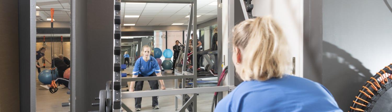 fit worden met fitness bij Zandstra en van der meer